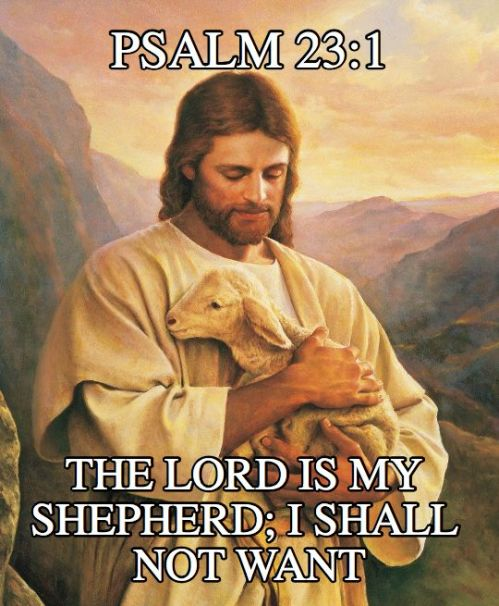 psalm 23,1